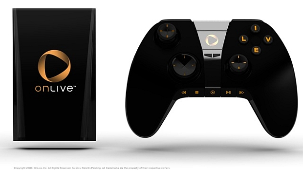 OnLive: Game streaming!